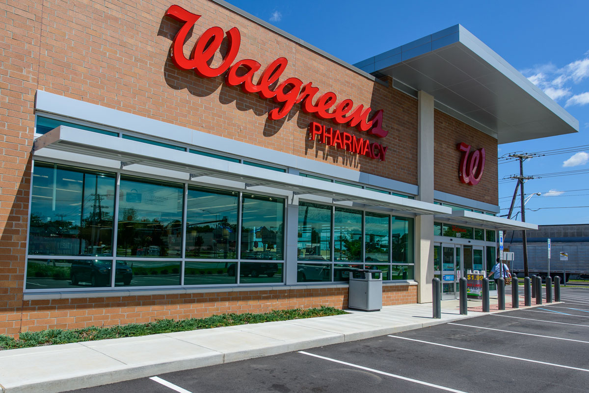 Walgreens Pharmacies Pa Nj De General Contractor Midatlantic Constructionmidatlantic Construction