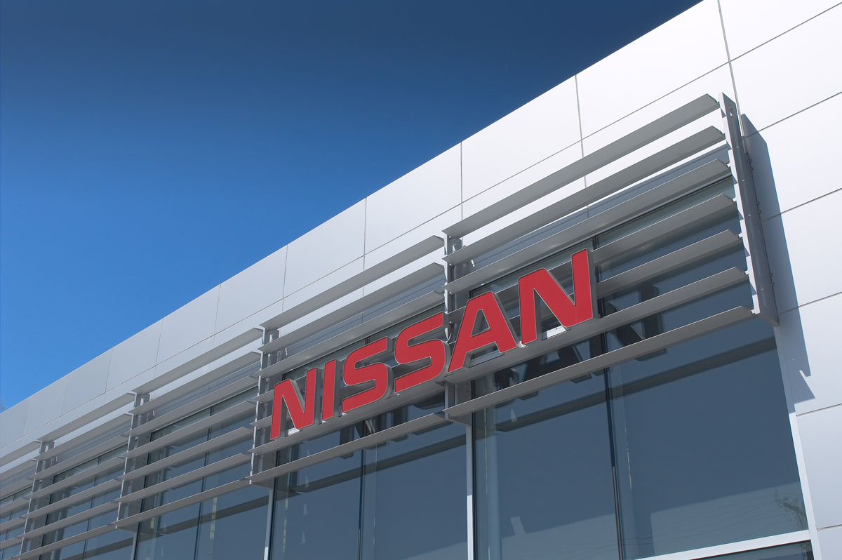 Conicelli Nissan Dealership/Conshohocken, PA/General ...