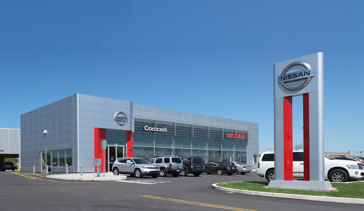 Conicelli nissan dealership conshohocken pa general for Sussman honda service