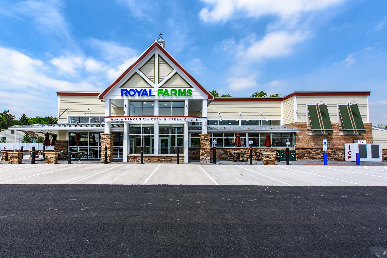Royal Farms Midatlantic Constructionmidatlantic Construction