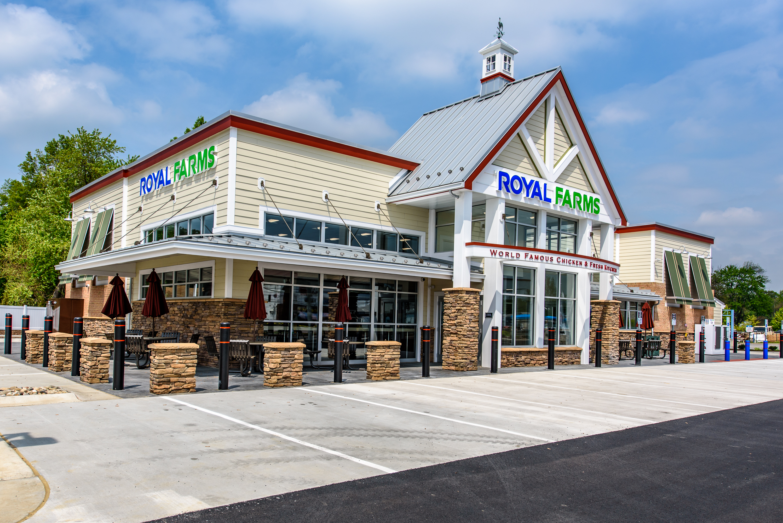 Retail Value Of Car >> Royal Farms - MidAtlantic ConstructionMidAtlantic Construction