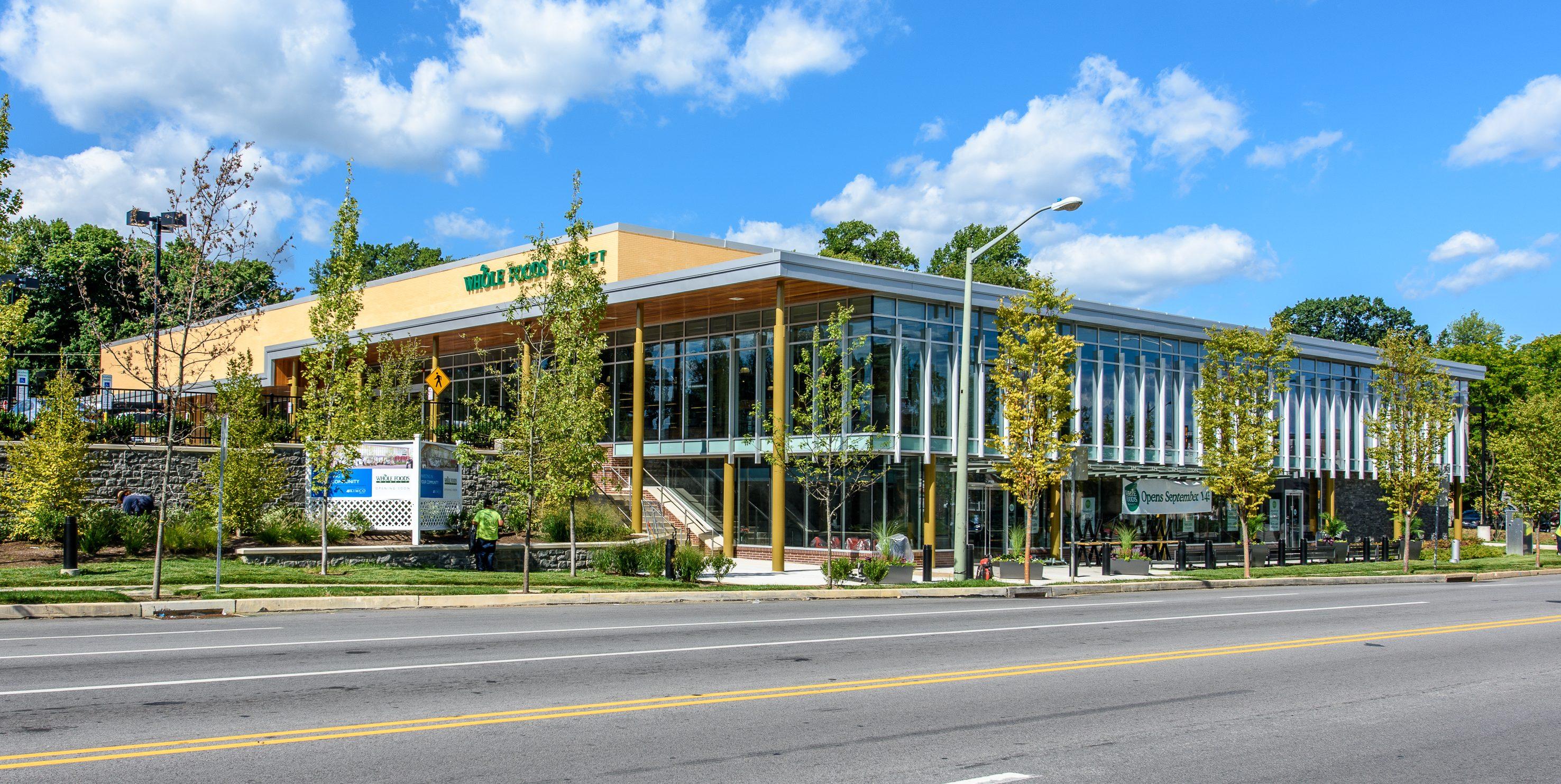 Whole Foods Rockville Md Parking